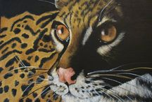 Mis trabajos artísticos. Pintura. / Trabajos en Oleo, acrílico, pastel y acuarela