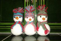 My Crochet - Saját horgolások -made by Bencs Erzsébet / Saját készítésű amigurumik minták alapján szabadon.