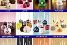 Cakepop ideas