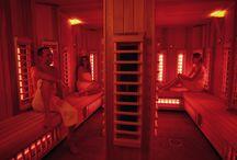 Infrared Sauna / Sauna Rituals
