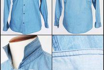Denim / denim shirts