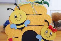 """Szabadon, egészségnap, """" Méhecskék"""""""