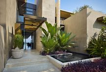 Urban gardens/lodges