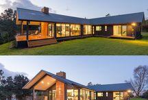 Moderný domový dizajn