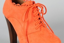 Shoes / by Glorianne Hefner