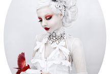 Dark art and photography / Emotive dark works of art.