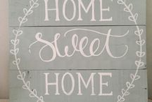 Home sweet home / Great ideas to redecorate your home