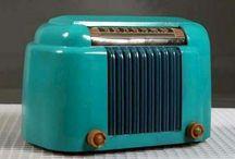 Радио и часы