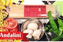 Andalini feat Spaghetti Swing / #Andalinilatuapasta In viaggio con Spaghetti Swing a suon di musica!