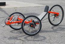 Trike & Quad building and details