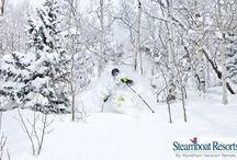 Winter Getaway in Steamboat Springs - Colorado Info / Steamboat Springs is nestled in the Rocky Mountains of northwest Colorado. It's known for its famous dry powdery snow, family friendly atmosphere, true ranching heritage and its friendly folks. Off the beaten path from other Colorado resorts close to I-70, Steamboat doesn't experience huge crowds of people every day. That means the slopes are yours to enjoy and when you're done, find a place to truly relax and unwind from your daily stresses in one of the Steamboat Resorts condos or townhomes.