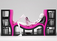 bookshelves / by Jal W