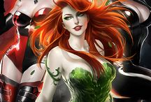 Harley Quinn/Poison Ivy/Catwoman