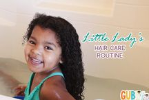 Hair Care for Mixed kids