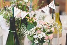 WEDDING - Centrepieces / Centrepiece/Tablescape inspiration for your wedding day..