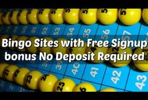 Online Bingo Sites / Online bingo is played all over the world and there are so many websites.