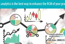 Using analytics is the best way to enhance the RCM of your practice.