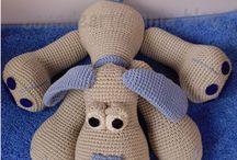 Chiens / Dogs crochet