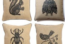 pillows / by Allison Crary