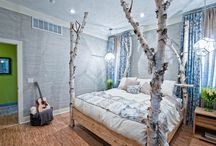 Deco Dreams / textures, styles, furniture, lights, senses revealed