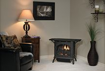 Vent Free: Stoves / Vent Free Stoves are available at DiscountFireplaceOutlet.com