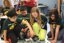 STEM Activities (Science, Technology, Engineering, and Mathematics)