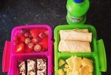 Healthy pack lunches