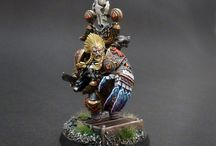 WH30k - Space Wolves