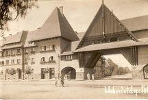 Wekerle Retro / Régi képek és képeslapok a Wekerléről...  (eredetileg: Kispesti Állami Munkástelep)