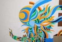 wall art - public art
