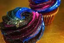 cupcakes galaxia