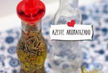 azeite aromatuzado