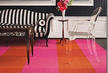Color in the home / by Jodi Been