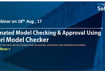 "webinar on ""Automated Model Checking & Approval Using Solibri Model Checker"""