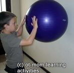 large motor skills / by Monica Cliff