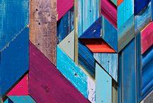 Patterns, wallpaper