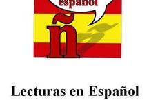 Español - Escritura y Lectura / by Peggy Munns Payne Groves