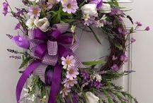 dekorace - jaro