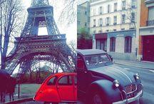 My Paris / favorite things in Paris