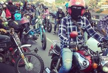 bbqride bandung / about custom motorcycle culture