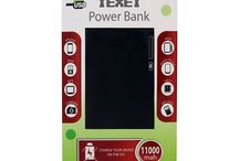11000Mah Texet Power Bank