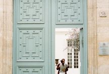 Entryways / by Jessica Taylor