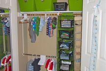 Nursery organization / by Jessica Nichols