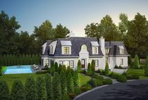 Tenafly, NJ | $2,995,000 / CAPTIVATING NEW CONSTRUCTION - Nestled on a gorgeous tree-lined street high on Tenafly's East Hill, this luxurious 5 bedroom / 5.5 bath custom-built residence offers state-of-the art amenities with European artisan like architectural aesthetics. Estimated completion date of March 2016.