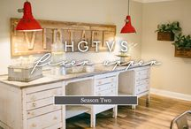 Design - Chip & Joanna Gaines / Decorating ispiration / by Kathy Webb
