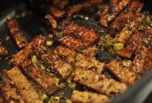 Vegan Sandwiches, Wraps & Burgers / by Meghan Clark