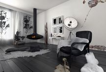 home of a musician / interior, model and render with rhino and vray