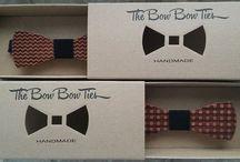 Cool bow ties