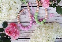 Kangarusha / Nursery necklace