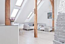 Loft attic